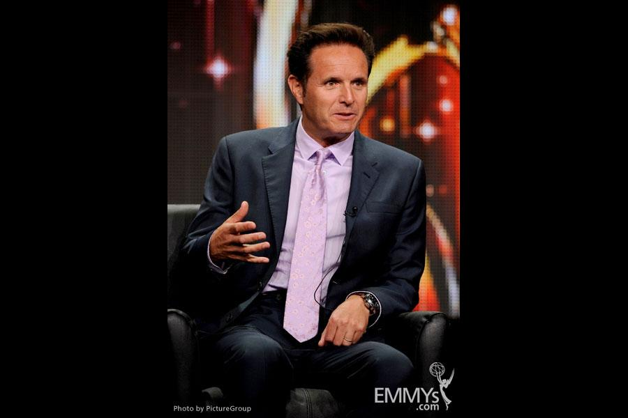Mark Burnett at TCAs