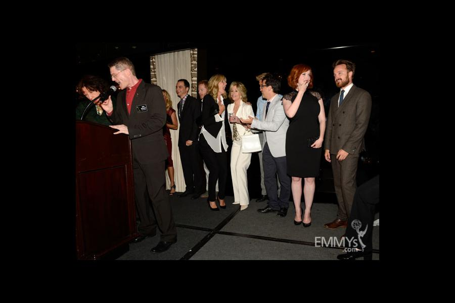 Bob Bergen of the Academy at the 2013 Performers Emmy Celebration
