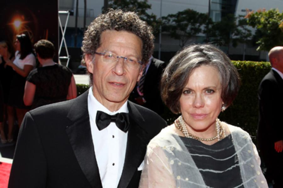 Jeffrey Stern on the Red Carpet at the 65th Creative Arts Emmys