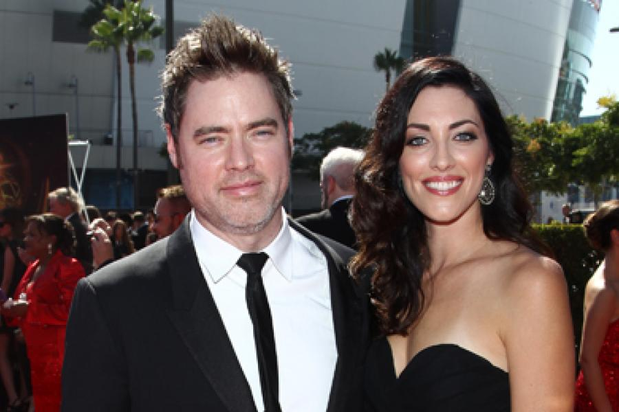 Robert Duncan on the Red Carpet at the 65th Creative Arts Emmys