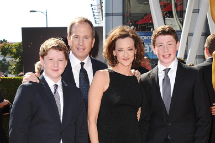 Joan Cusack on the Red Carpet at the 65th Creative Arts Emmys