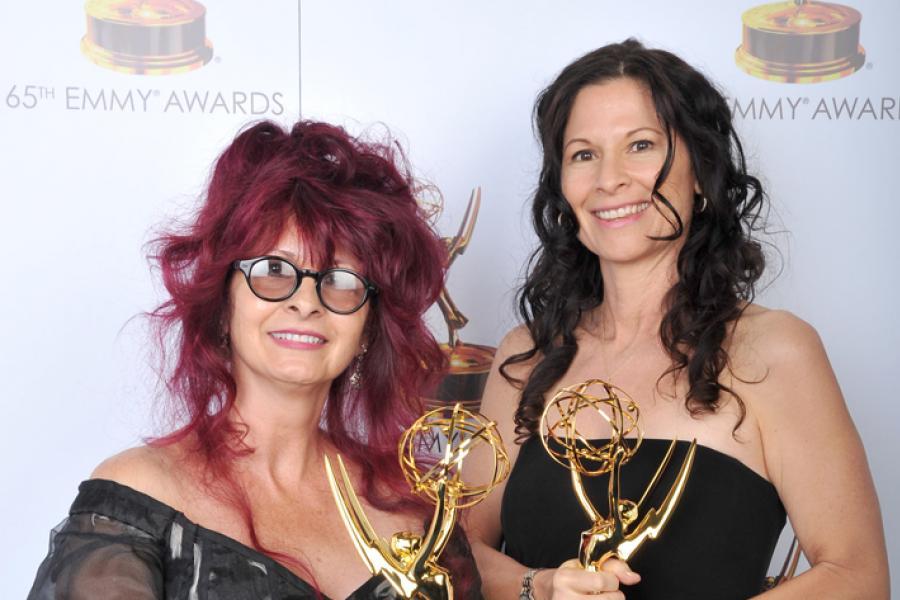 Deborah Lamia Denaver and Deborah Rutherford