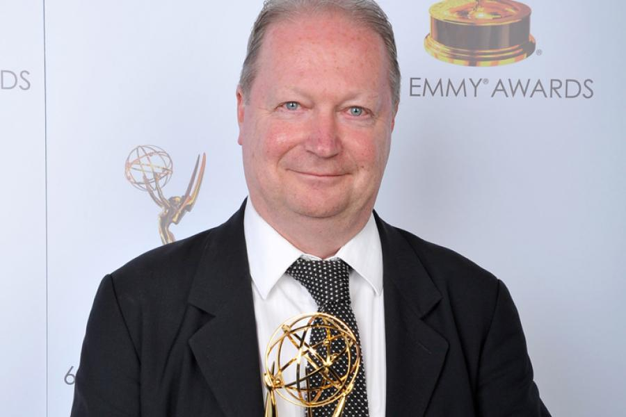 John Lunn at the 65th Creative Arts Emmys