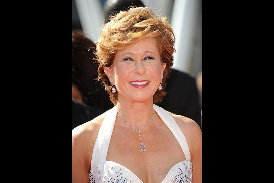Yeardley Smith on the Red Carpet at the 65th Creative Arts Emmys