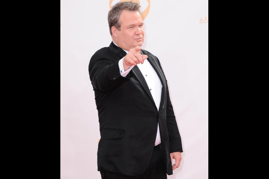 Eric Stonestreet on the Red Carpet at the 65th Emmys