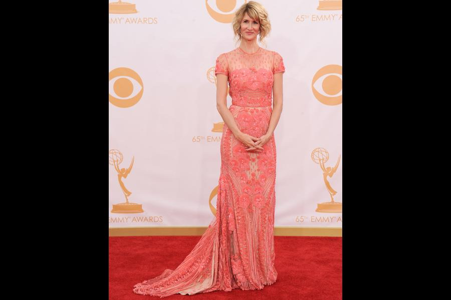 Laura Dern on the Red Carpet at the 65th Emmys