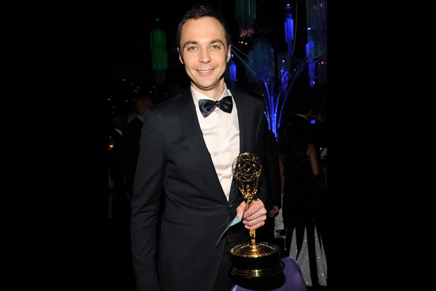 Jim Parsons at the Governors Ball