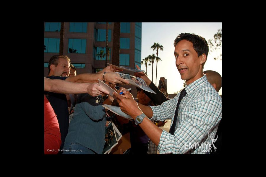 Danny Pudi at An Evening With Community