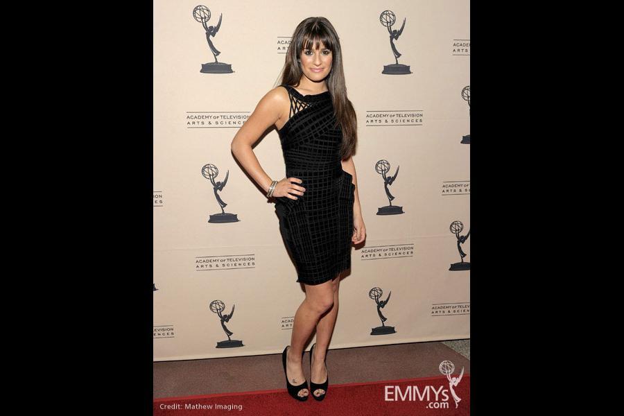 Lea Michele of Glee
