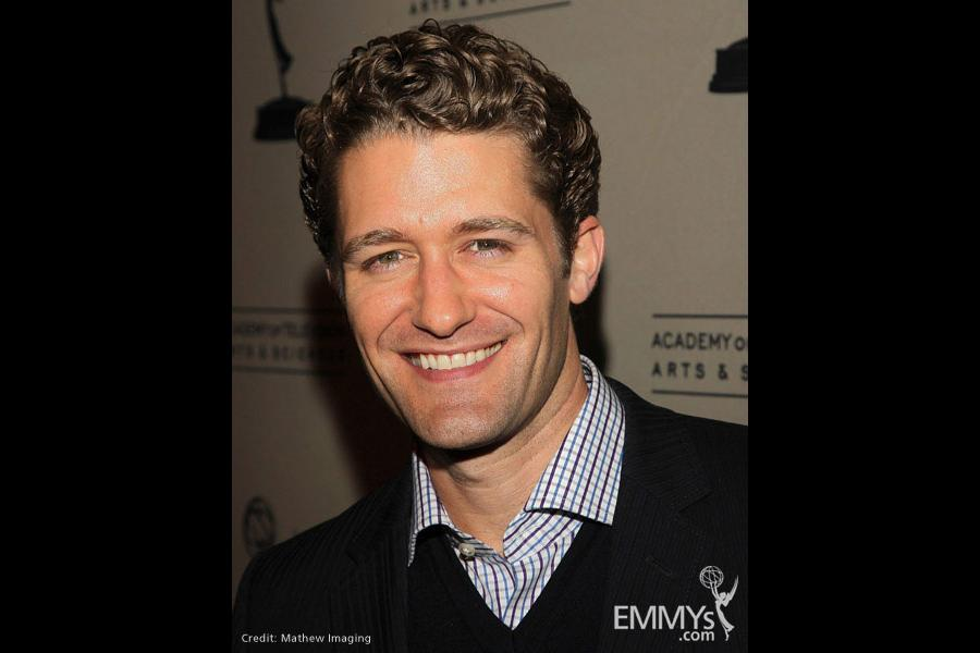 Matthew Morrison at An Evening With Glee