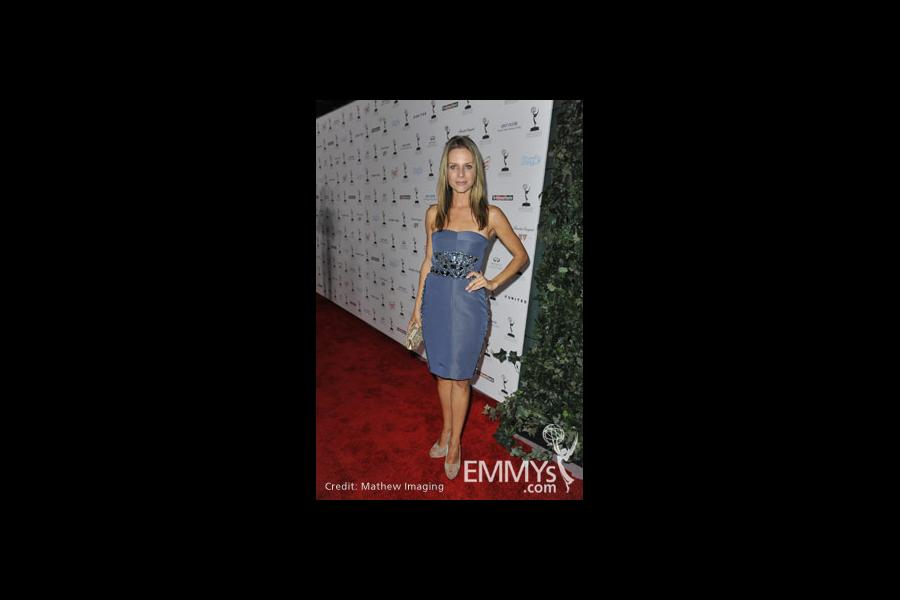 Jessalyn Gilsig at the Performers Nominee Reception