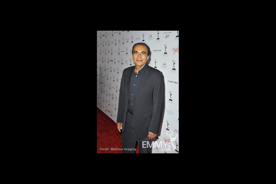 Iqbal Theba at the Performers Nominee Reception