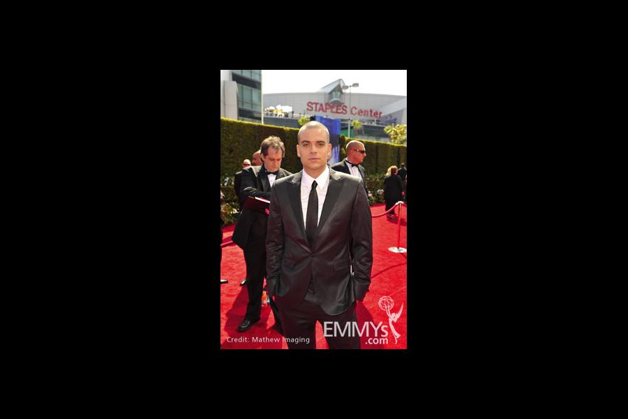 Mark Salling at the 62nd Primetime Emmy Awards