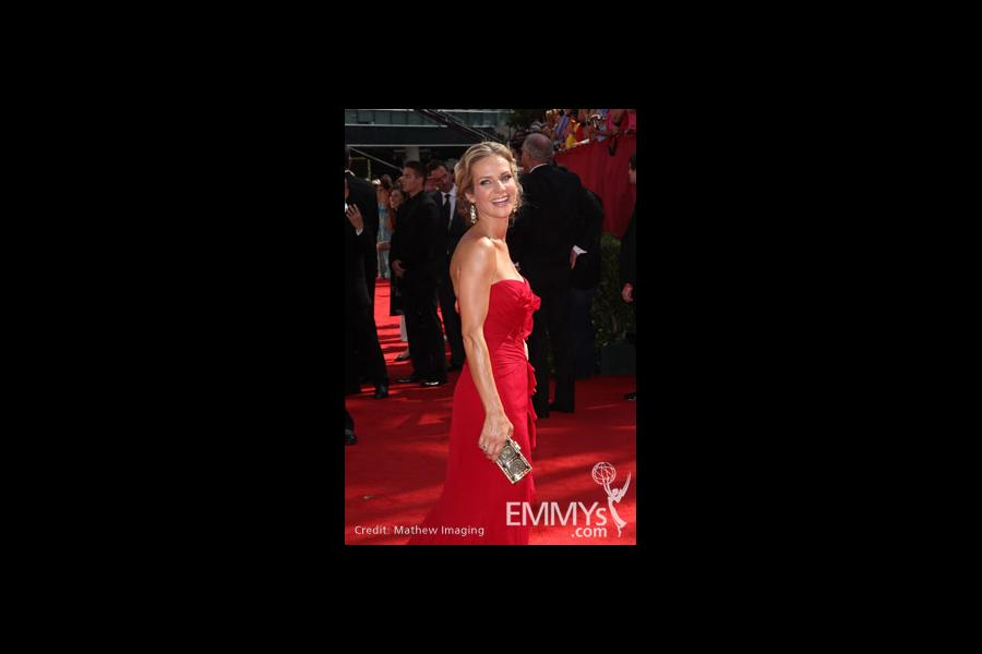 Jessalyn Gilsig at the 62nd Primetime Emmy Awards