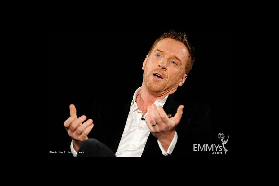 Damian Lewis participates at an Evening with Homeland