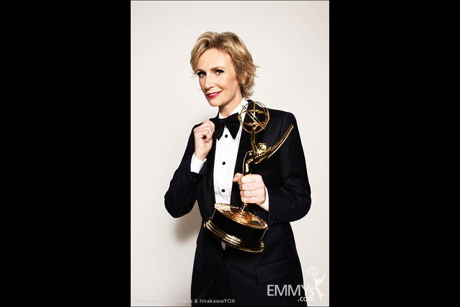 Jane Lynch Host of the 63rd Primetime Emmy Awards