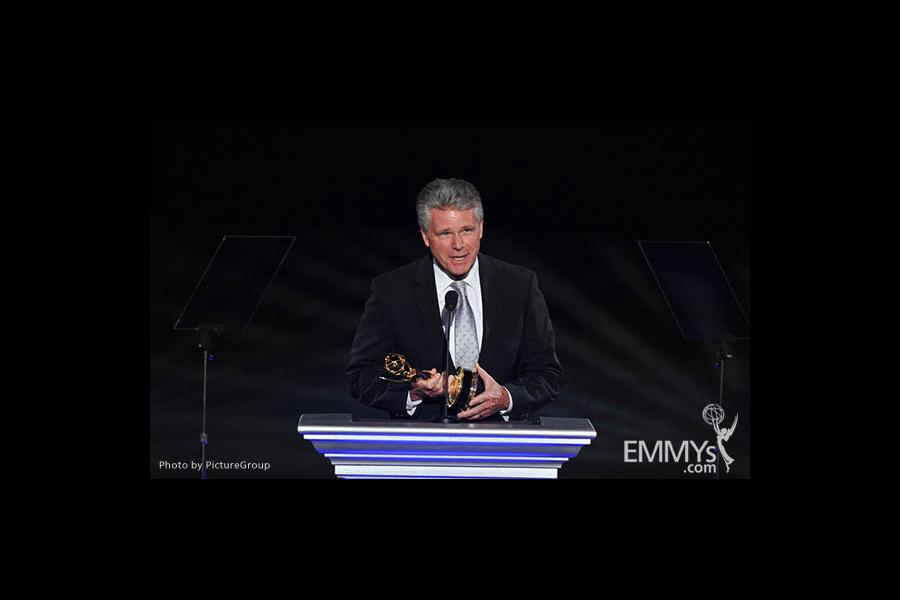 Chuck Henry at the LA Area Regional Emmys
