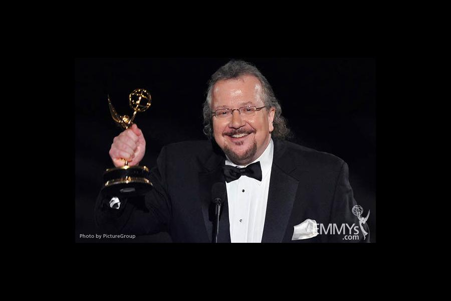 Barry Kibrick at the LA Area Regional Emmys