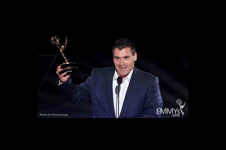 Raul Peimbert at the LA Area Regional Emmys