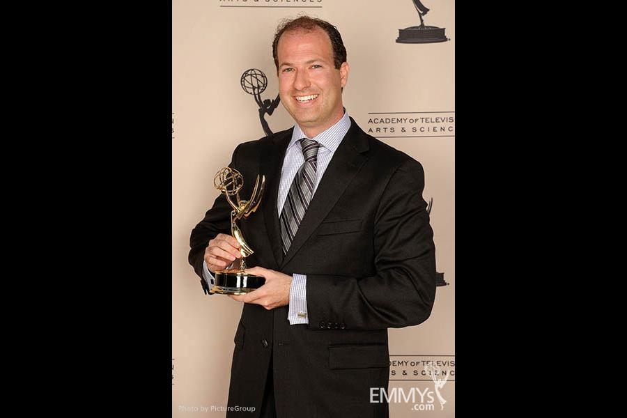 Kerry Maller at the LA Area Regional Emmys