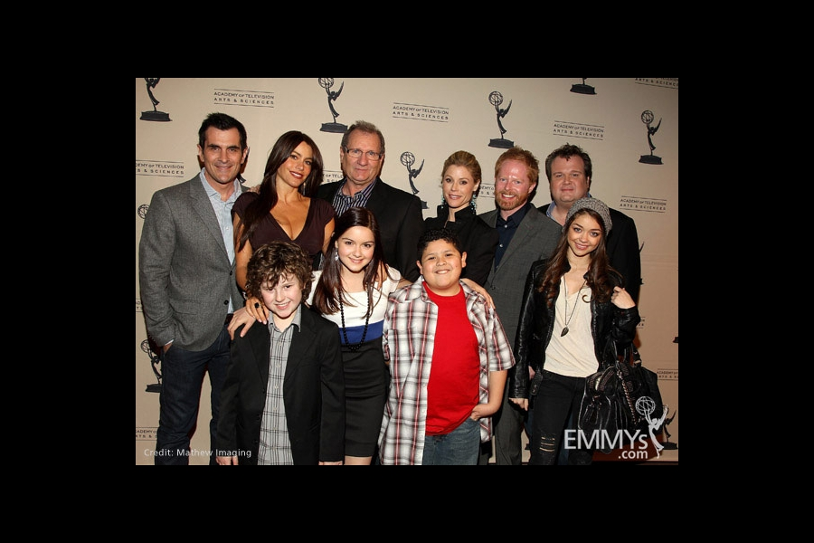 Modern Family - cast of An Evening With Modern Family