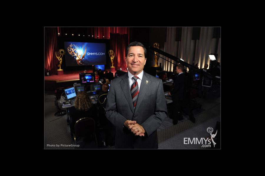 Bruce Rosenblum at the 64th Primetime Emmy Awards Nominations