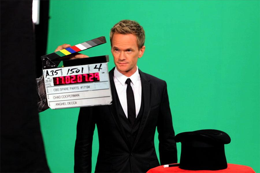 Behind the Scenes with Neil Patrick Harris