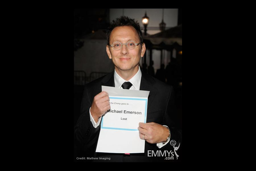 Actor Michael Emerson