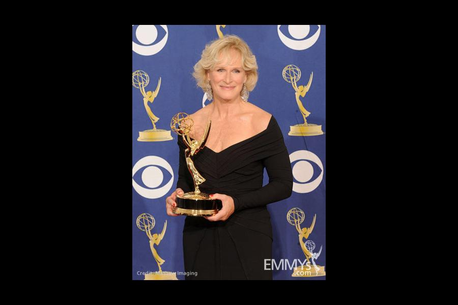 Actress Glenn Close