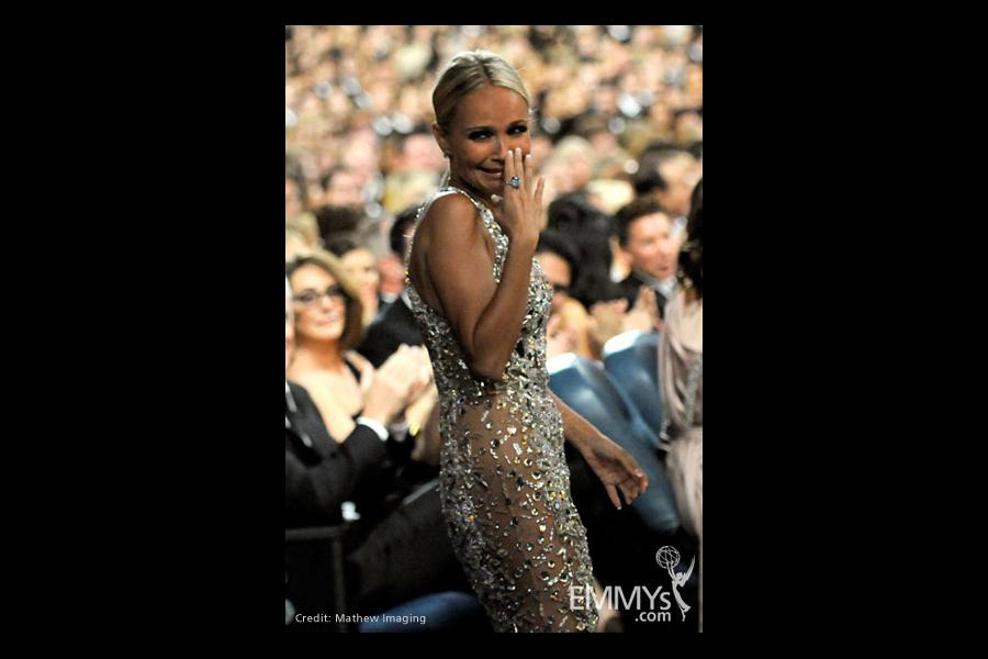 Actress Kristin Chenoweth