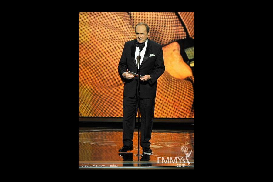 Presenter Bob Newhart