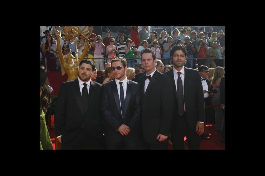 Red Carpet & Greenroom - Cast of Entourage