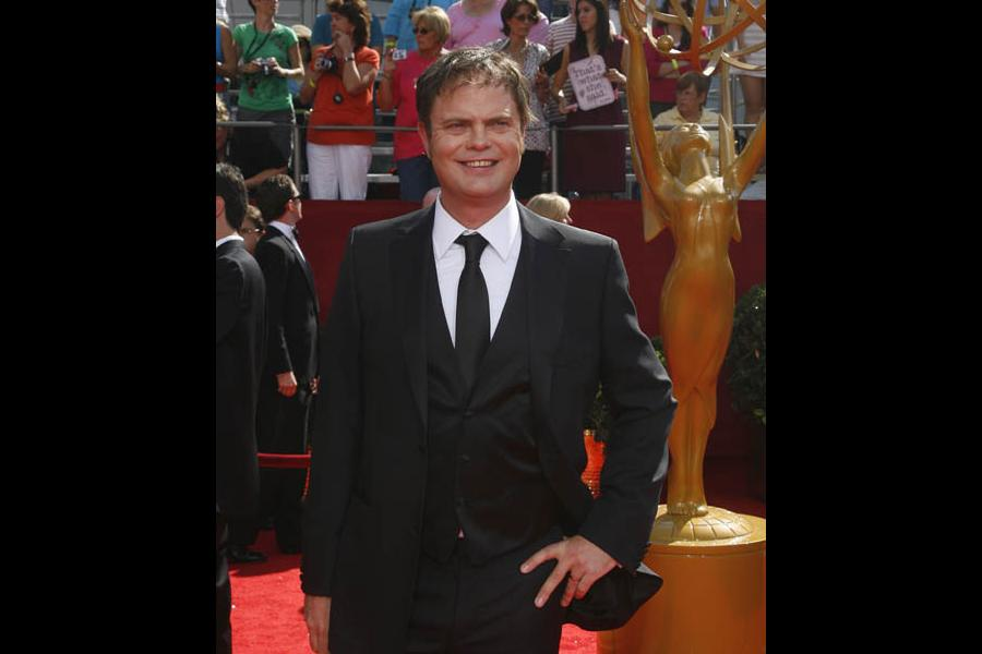 Red Carpet & Greenroom -  Rainn Wilson
