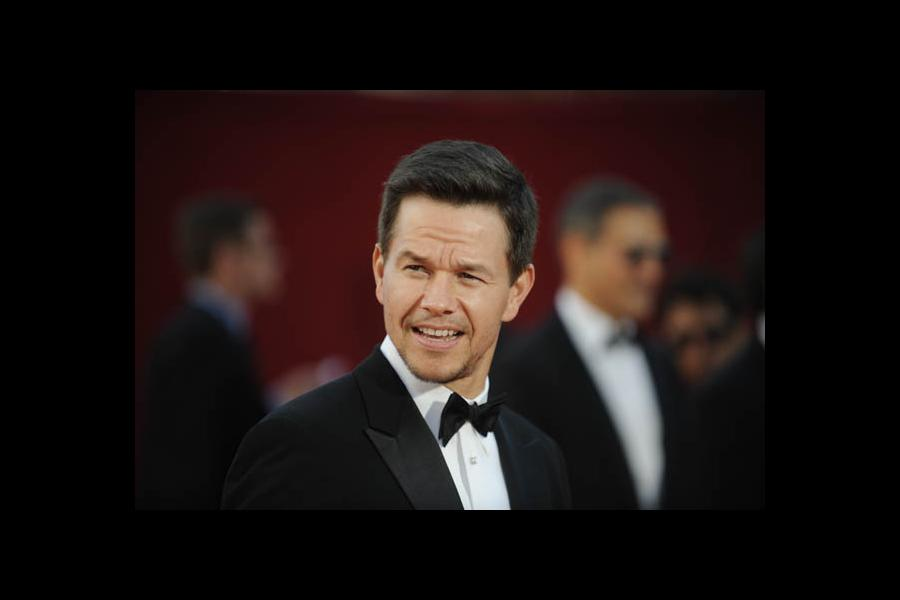 Red Carpet & Greenroom -  Mark Wahlberg