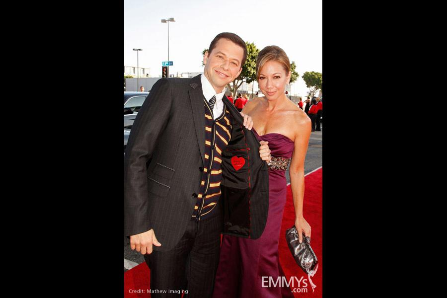 Jon Cryer as Alan Harper in Two and a Half Men — CBS