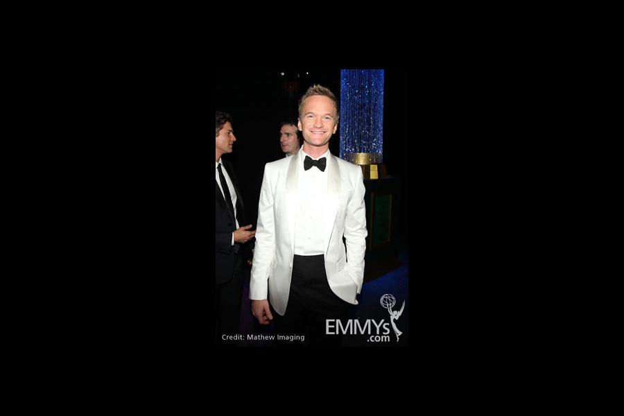 Neil Patrick Harris as Barney Stinson in How I Met Your Mother — CBS