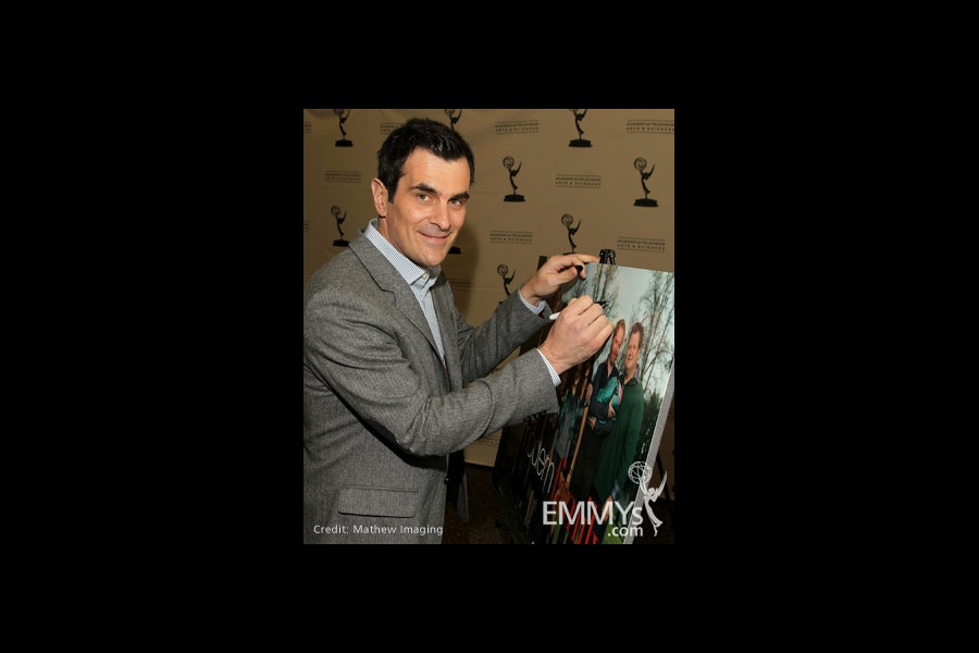 Ty Burrell as Phil Dunphy in Modern Family — ABC