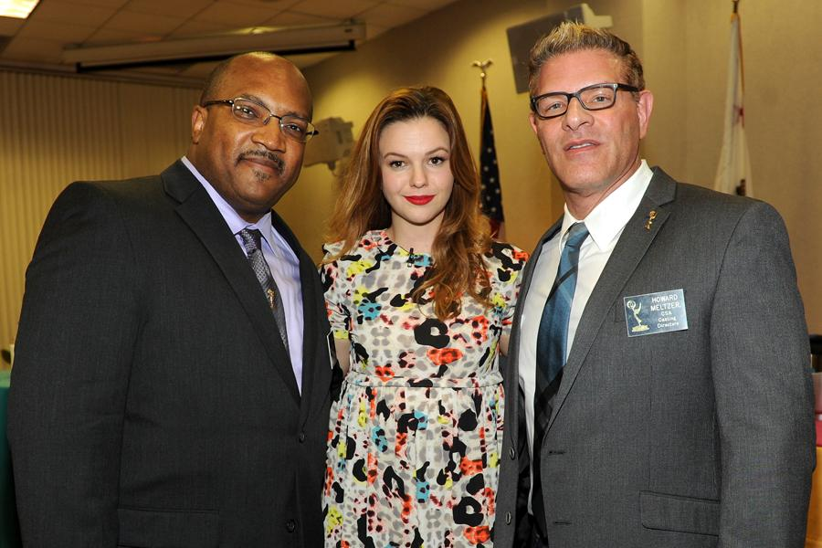 Daniel Evan III, Amber Tamblyn, Howard Meltzer