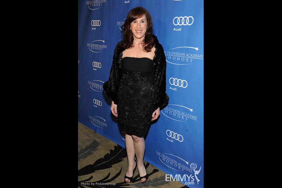 Susan Saladoff arrives at the 5th Annual Television Academy Honors