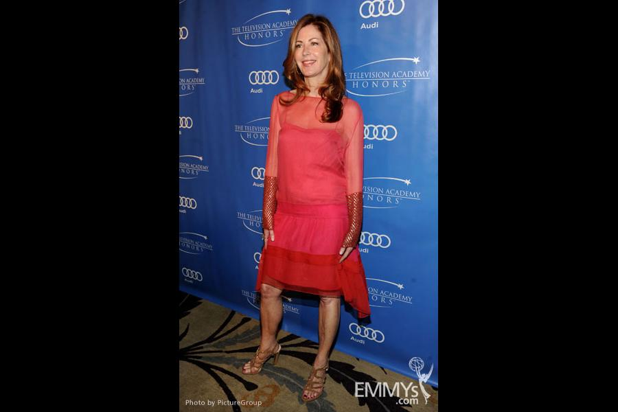 Dana Delany arrives at the 5th Annual Television Academy Honors