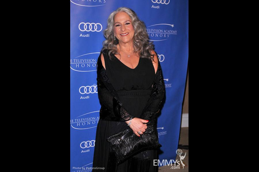 Marta Kauffman arrives at the 5th Annual Television Academy Honors