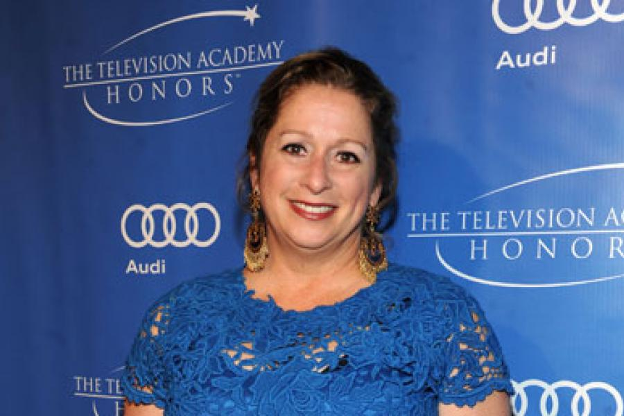 Abigail Disney arrives at the 5th Annual Television Academy Honors