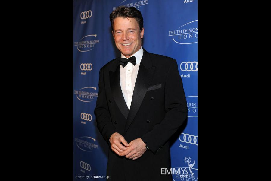 Brett Stimely arrives at the 5th Annual Television Academy Honors