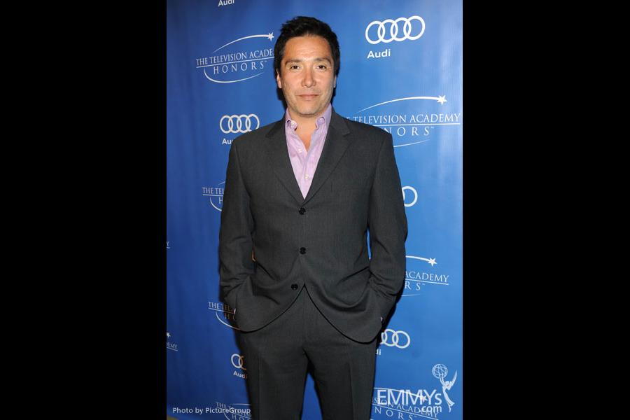 Benito Martinez arrives at the 5th Annual Television Academy Honors