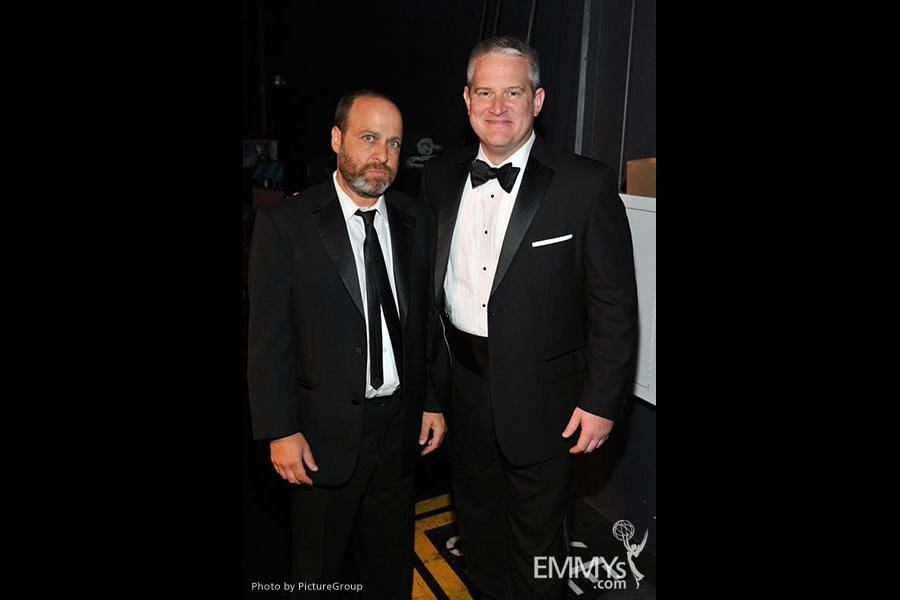 H. Jon Benjamin and Adam Reed