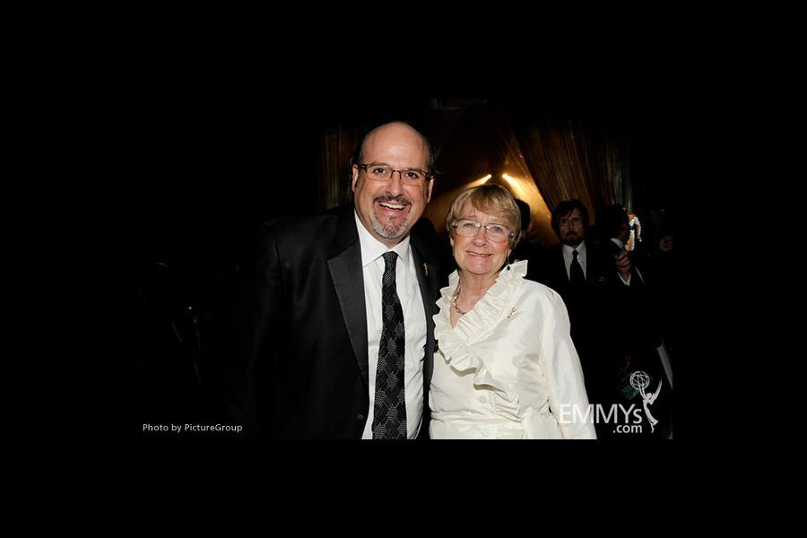 Brian Sheesley and Kathryn Joosten