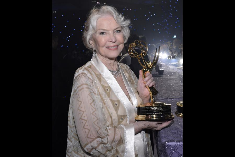 Ellen Burstyn at the Governors Ball