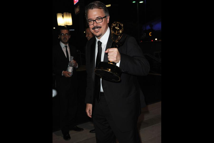 Vince Gilligan at the Governors Ball