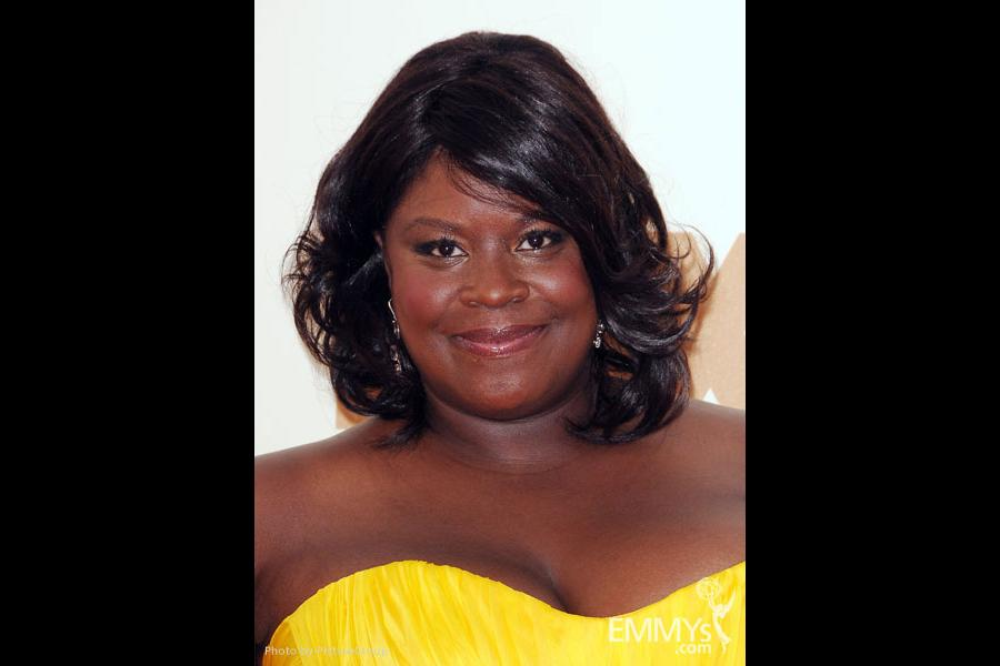 Retta arrives at the Academy of Television Arts & Sciences 63rd Primetime Emmy Awards