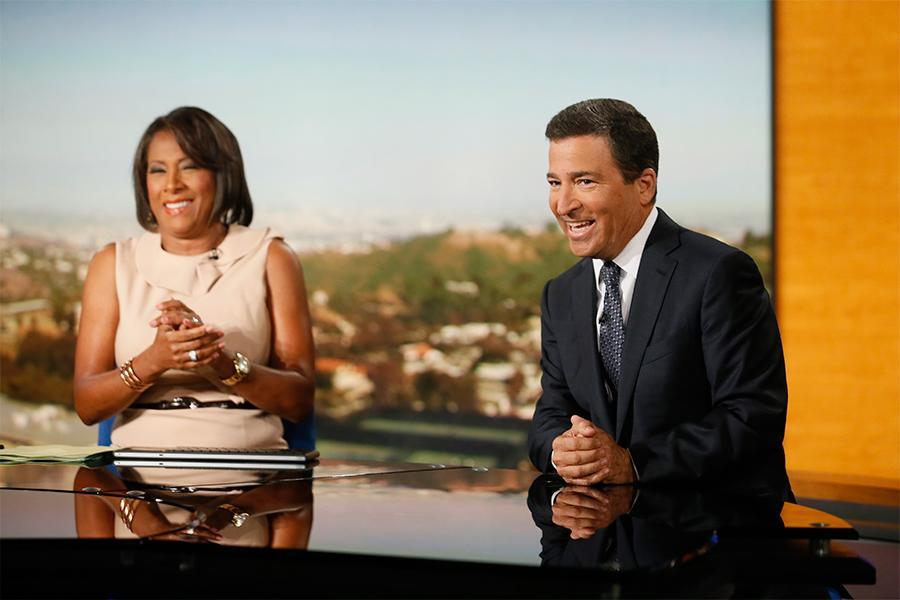Veteran CBS2 & KCAL9 News Anchor Pat Harvey to Receive Los